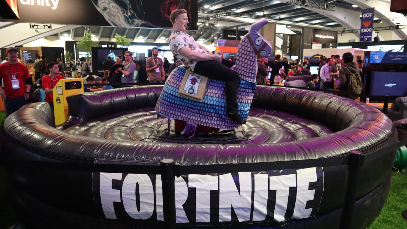 Fortnite at GDC