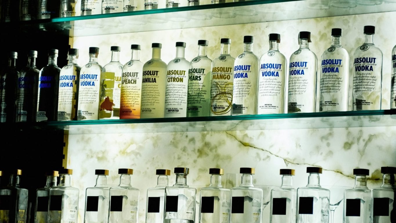 See an Absolut Bar That Accepted Recyclables as Currency