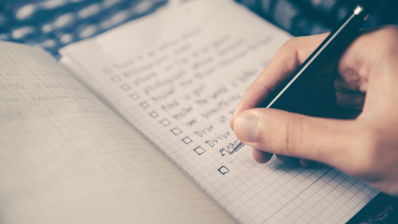 Overwhelmed by Your To-Do Lists? Try This Simple Solution