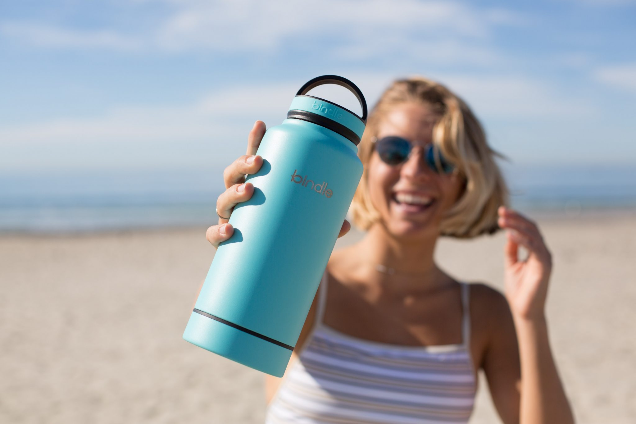 Sustainable event marketing includes reusable swag