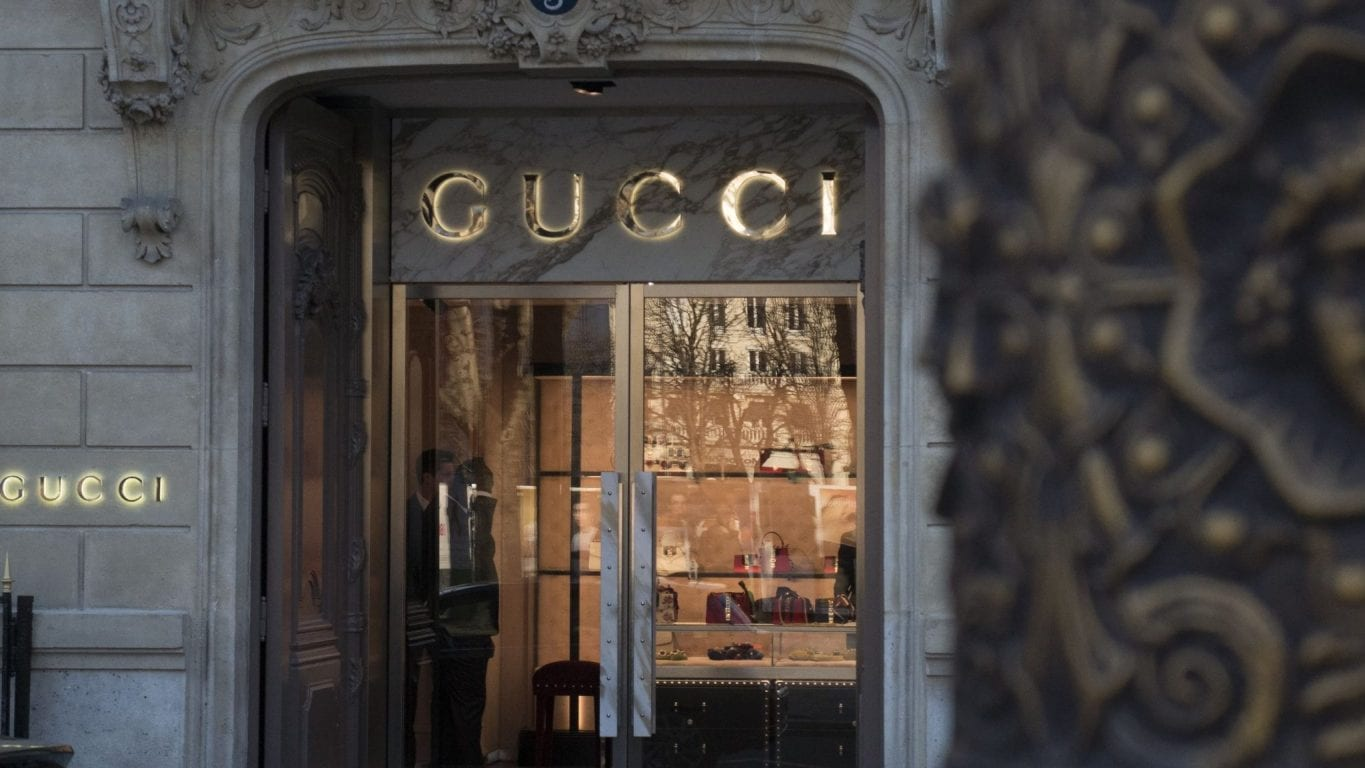 Gucci Rolls Out New Pop-Up Concept