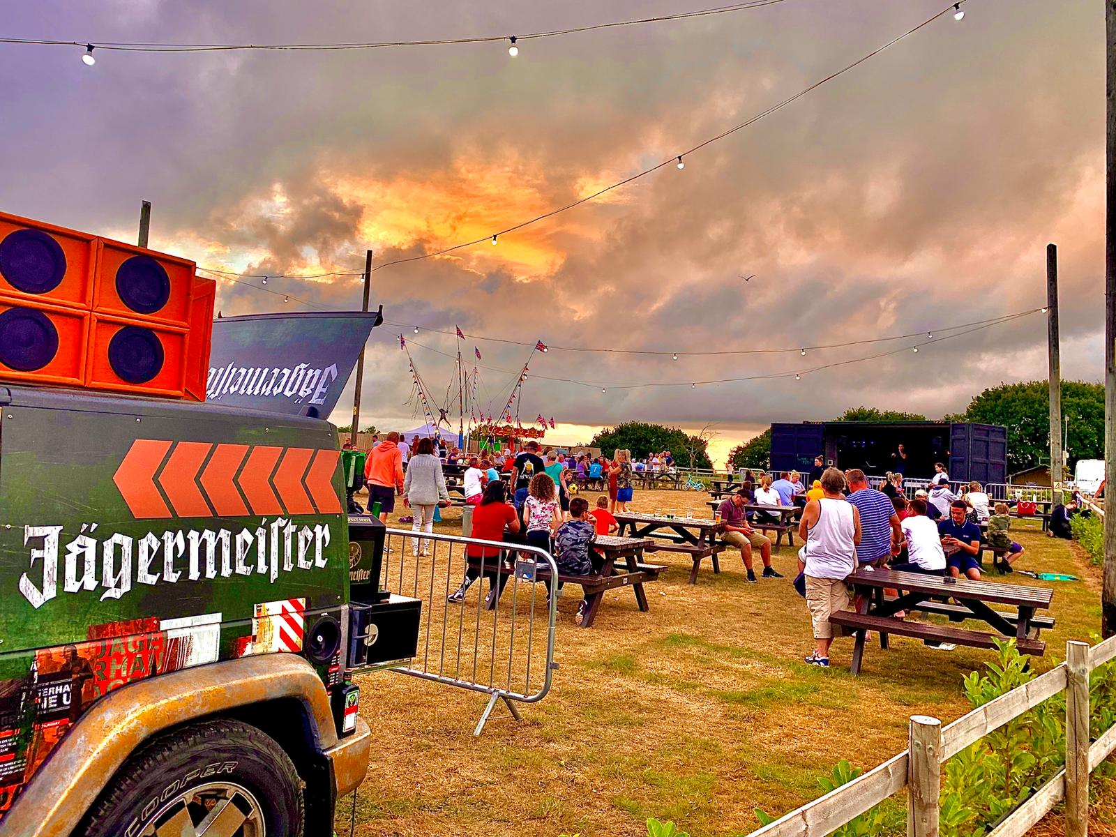 Jagermeister Goes on Tour to Support UK Bars